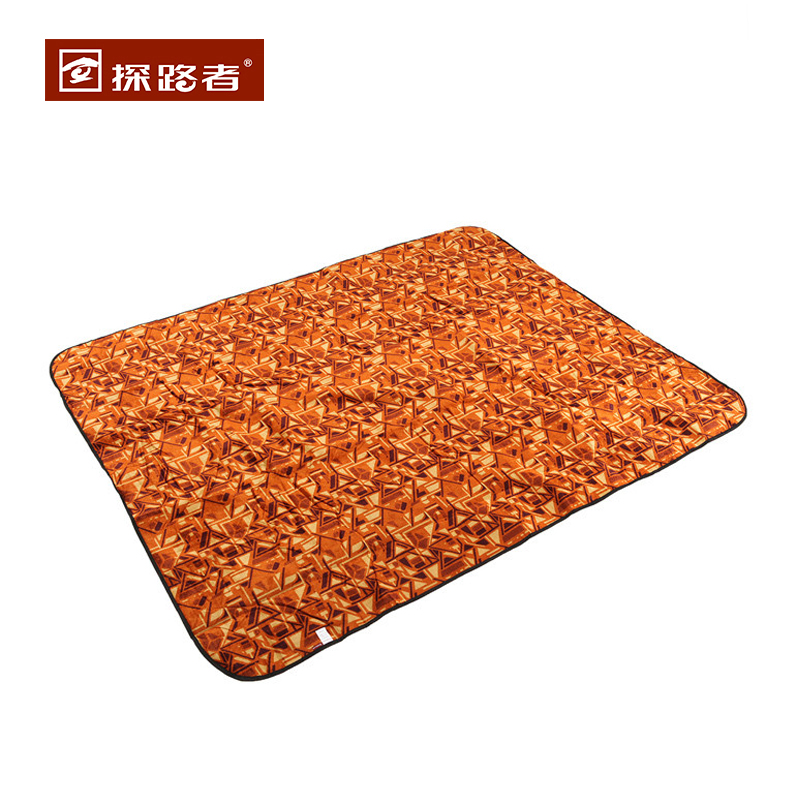 Pathfinder outdoor camping picnic mat moisture pad to increase the tefd80999 suede mat mat child