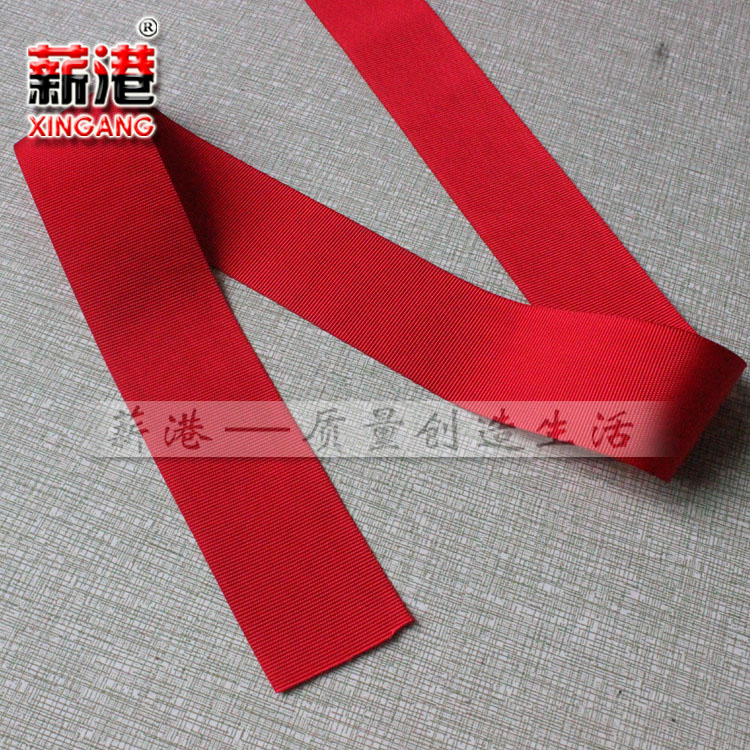 Pay harbor high density stainless steel isolation belt warning tape cordon fence with telescopic fence with polyester webbing