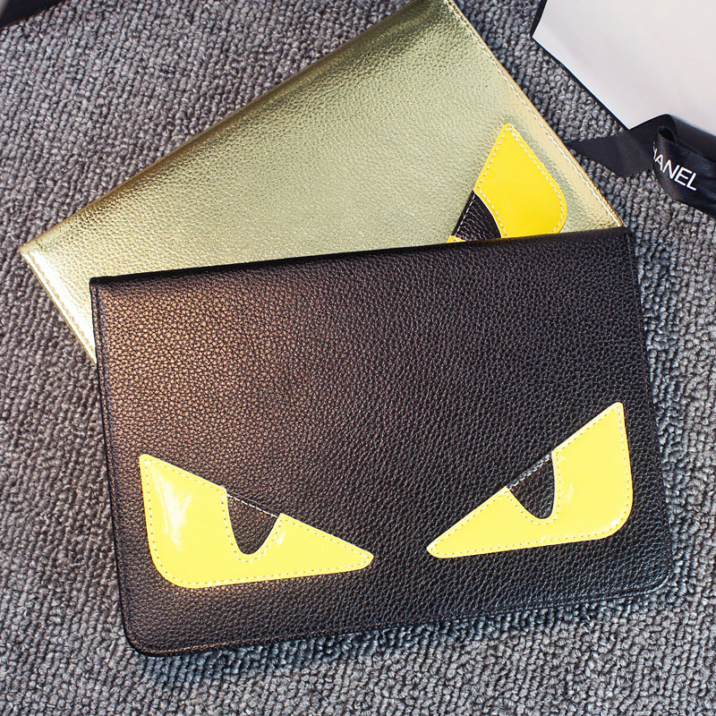 Pbook little devil eyes little monster mini apple ipad mini4 protective sleeve 4 tablet protective shell holster