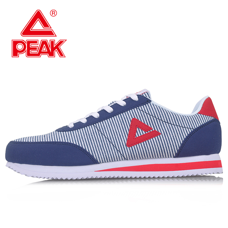 42368b3ffd3b46 Get Quotations · Peak genuine olympic men s shoes forrest gump retro casual  shoes comfortable wear and breathable slip lightweight