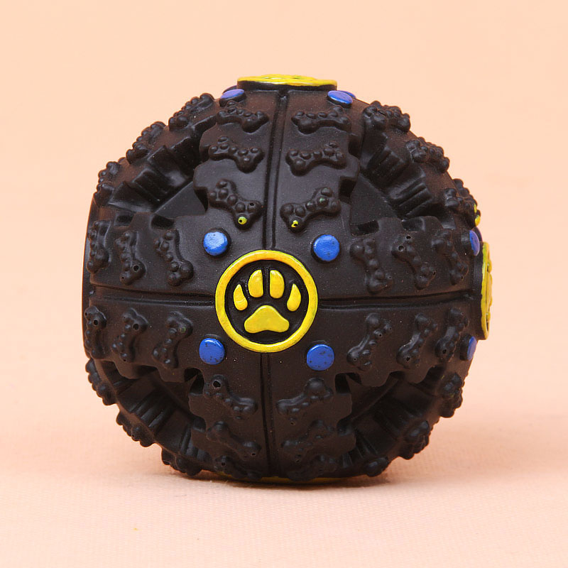 Pet story shrieking sound leakage food ball dog toy ball sound leakage food ball toy dog toy dog