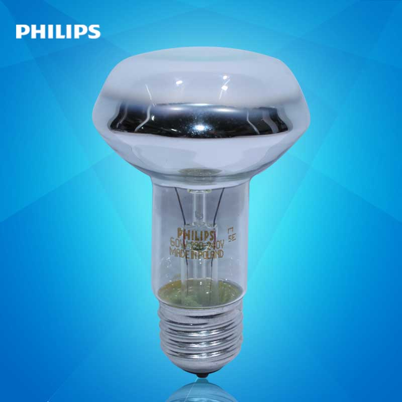Philips bulb nr63 60 w/e27 reflector bulb lighting bulbs yuba yuba ultra light bulbs incubator heating bulbs