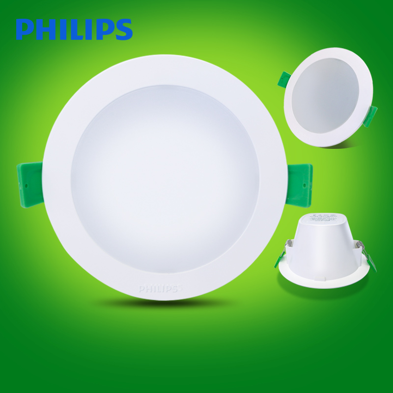 Philips led downlight ceiling lamp hole large size DN011B ming yi ming hao second generation 4 inch 5 inch 6 inch light