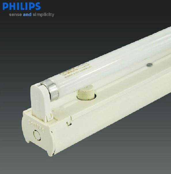 Philips t8 fluorescent lamp holder fluorescent lamp bracket 18 w 30 w 36 w fluorescent electronic inductors genuine