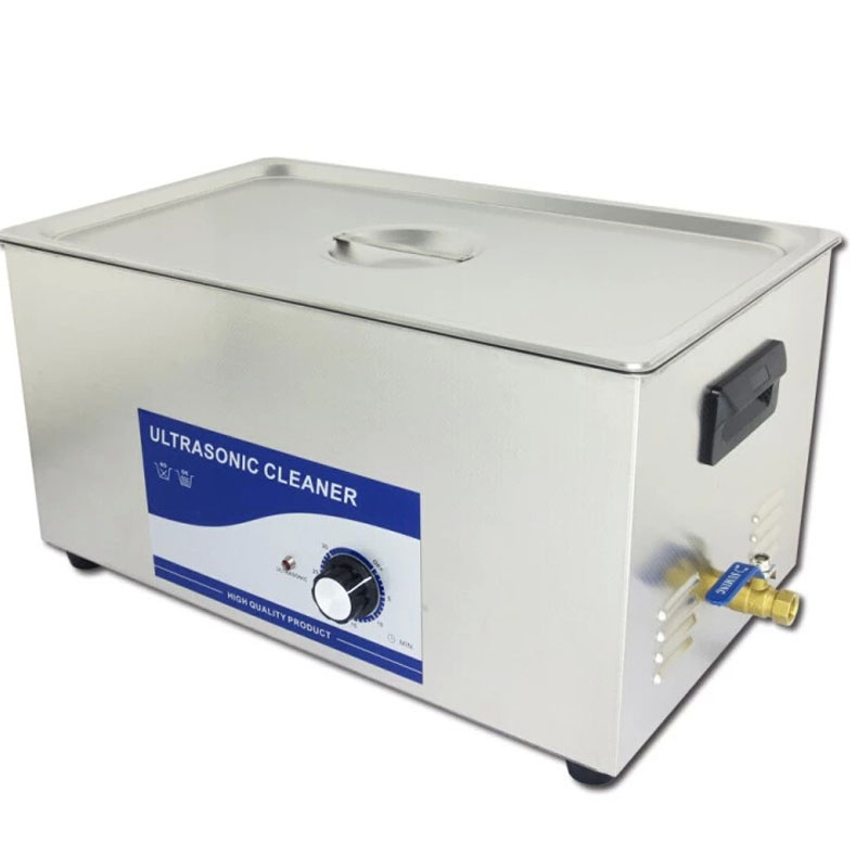 Photosynthetic 22l ultrasonic cleaning machine power 480W stainless steel laboratory household ultrasonic cleaning machine