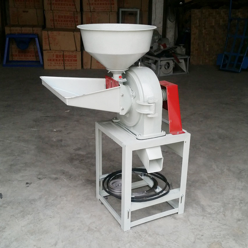 Photosynthetic 23 type of agricultural feed mill corn mill double bucket household generic medicines mill powder machine