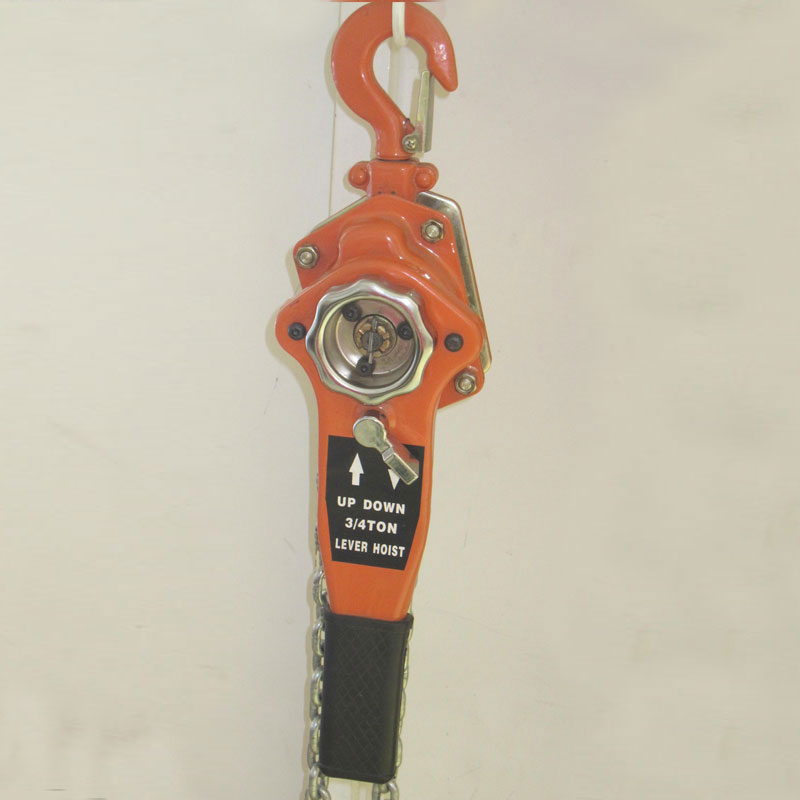 Photosynthetic chain lever hoist manual hoist hand chain hoist chain hoist chain tensioner