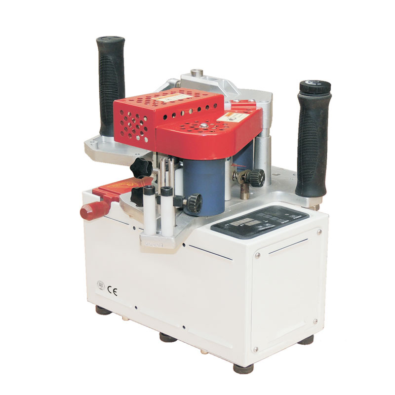 Photosynthetic sided adhesive edge banding machine woodworking portable edge banding machine woodworking machinery woodworking edge banding machine small manual Machine