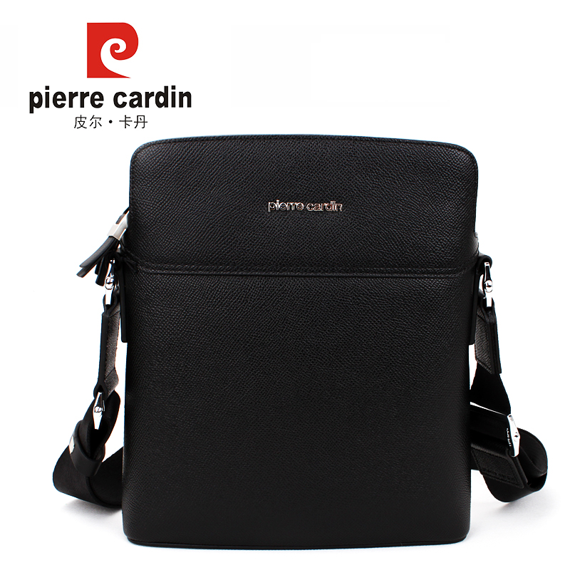 Get Quotations · Pierre cardin leather man bag leather shoulder bag leather messenger  bag business casual men s fashion trend 561f1b94dcfc5