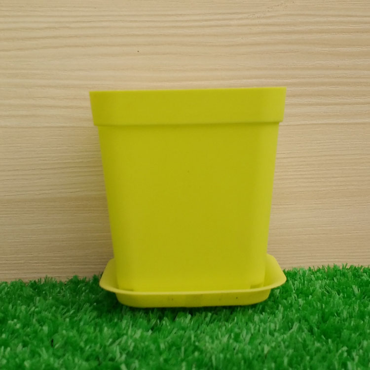 Plastic nursery pots and more meat plant pots plastic pots square pots pots supporting tray candy colors more color