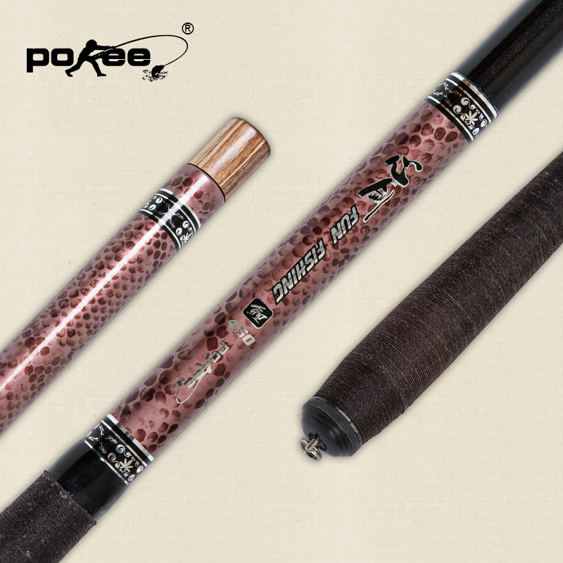 Pokee pacific fishing heart sword carp rod 3.6/6.3 m carbon taiwan fishing rod fishing rods fishing rod fishing rod special offer