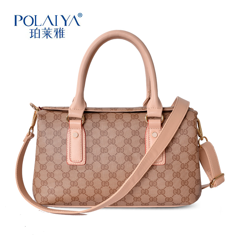 dc37e0b226 Get Quotations · Polaiya po laiya 2016 new winter handbags handbag boston bag  pillow bag single shoulder messenger