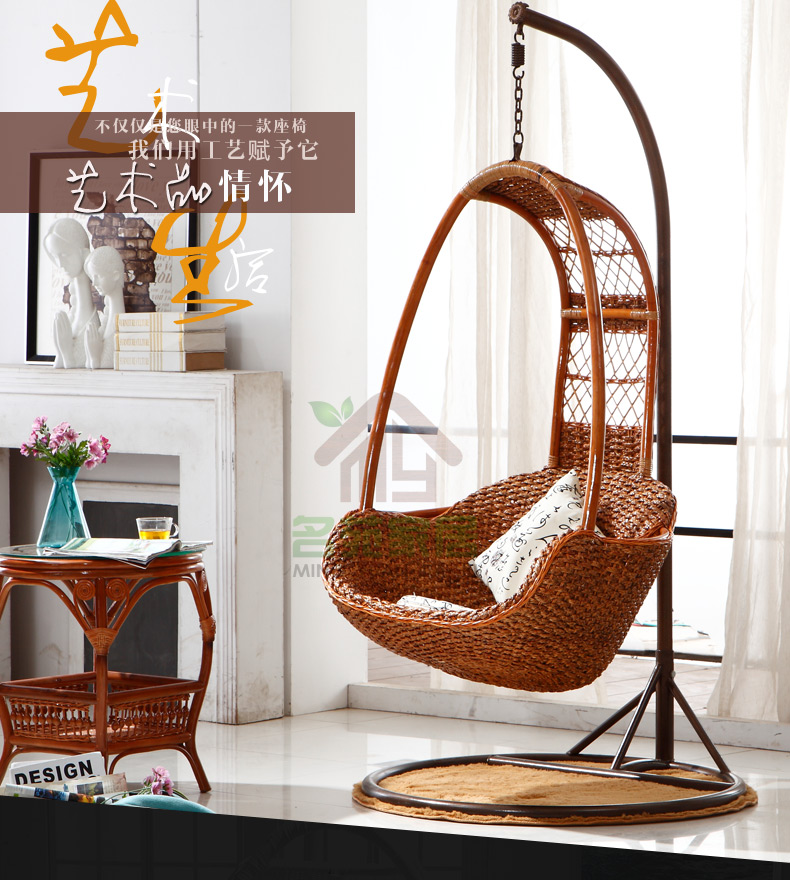 Merveilleux Get Quotations · Porch Swings Basket Wicker Chairs Rocking Chair Swing Chair  Hanging Basket Chair Rocking Chair Indoor And