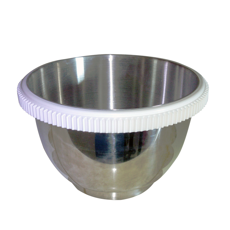 Pray and ks-938n whisk accessories stainless steel mixing bowl and basin bowl beat eggs bucket mixing bucket