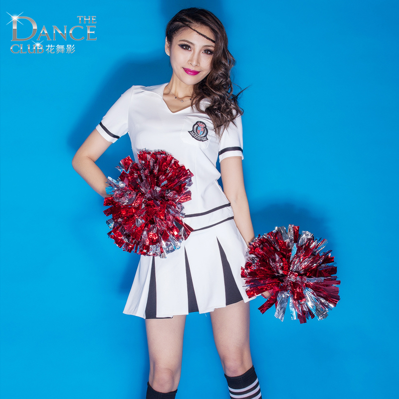 2a8457e7 Get Quotations · Primary school children's clothing cheerleaders  cheerleading performance clothing suits for men and women adult  cheerleading aerobics