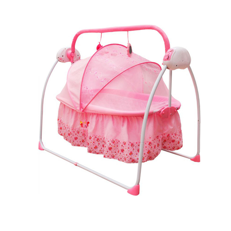 ... Primi Electric Baby Cradle Baby Shaker Rocking Chair Rocking Electric  Electric Swing Baby Bed Crib Bed