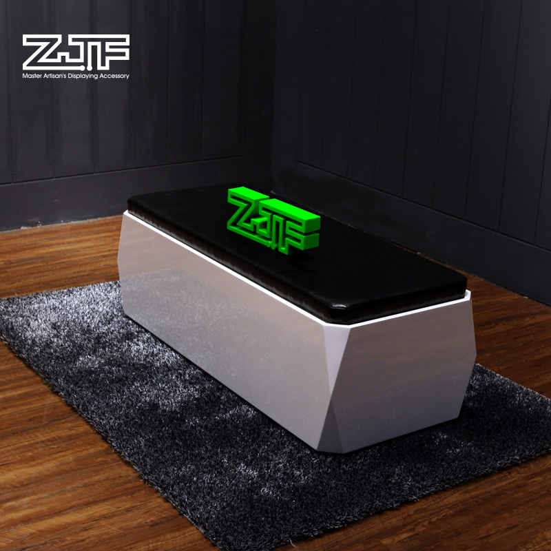Public carpenter square zjf upscale clothing store shoe store sofa stool stool stool changing his shoes stool modern minimalist long creative länder springs xiamen