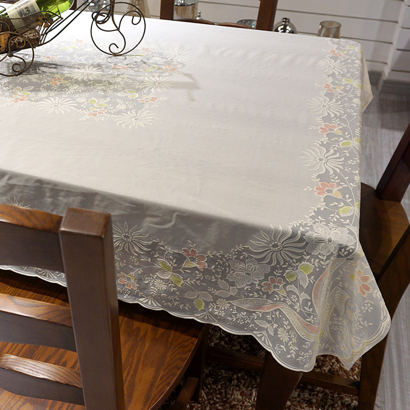 Get Quotations Pvc Soft Gl Water And Oil Repellency Disposable Table Cloth Tablecloth Plastic Tablecloths Coffee