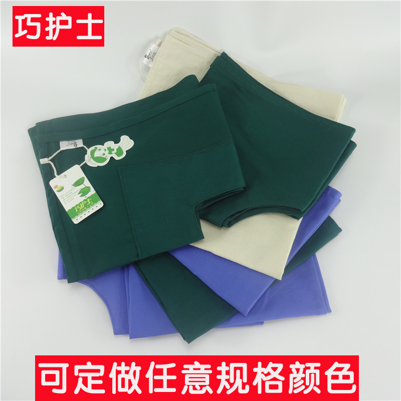 Qiao nurse surgical sterilization cloth towel single double pure cotton mouth cloth towel hole towel invasive ophthalmic drapes laparotomy single