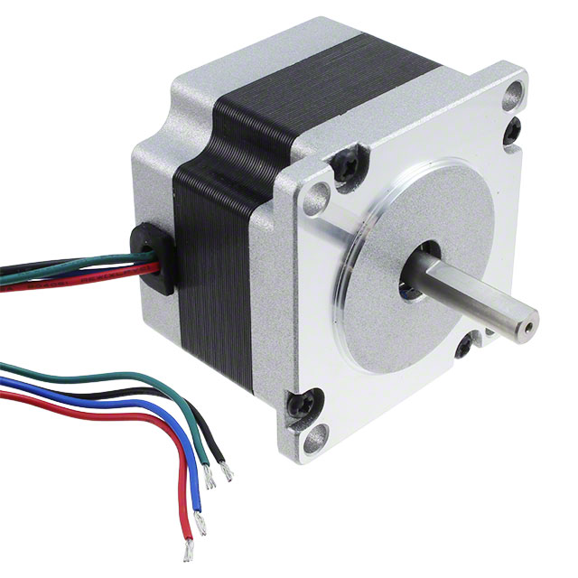 QSH5718-41-28-055 [stepper motor 0.55nm 77.89OZ-in]