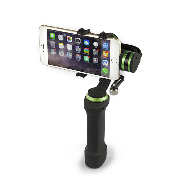 Rampart smart phones and augmentation ptz gopro triaxial handheld stabilizer handheld self self self artifact