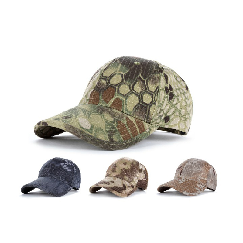 4766a028f2289 Get Quotations · Rattlesnake python camouflage tactical tactical baseball cap  hat baseball cap leisure caps special offer free shipping