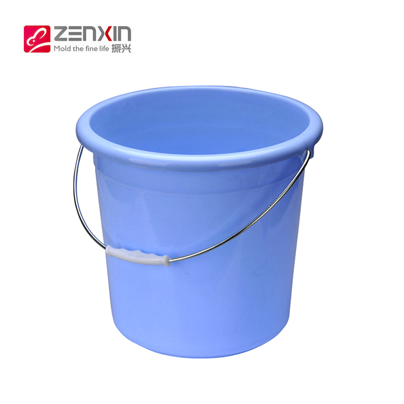 Revitalization of the equipment 24l bucket thick high quality kitchen large plastic storage bucket bath bucket to mention buckets