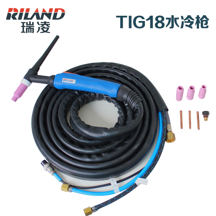 Riland original accessories TIG18 cooled torch torch welding gun welding wire