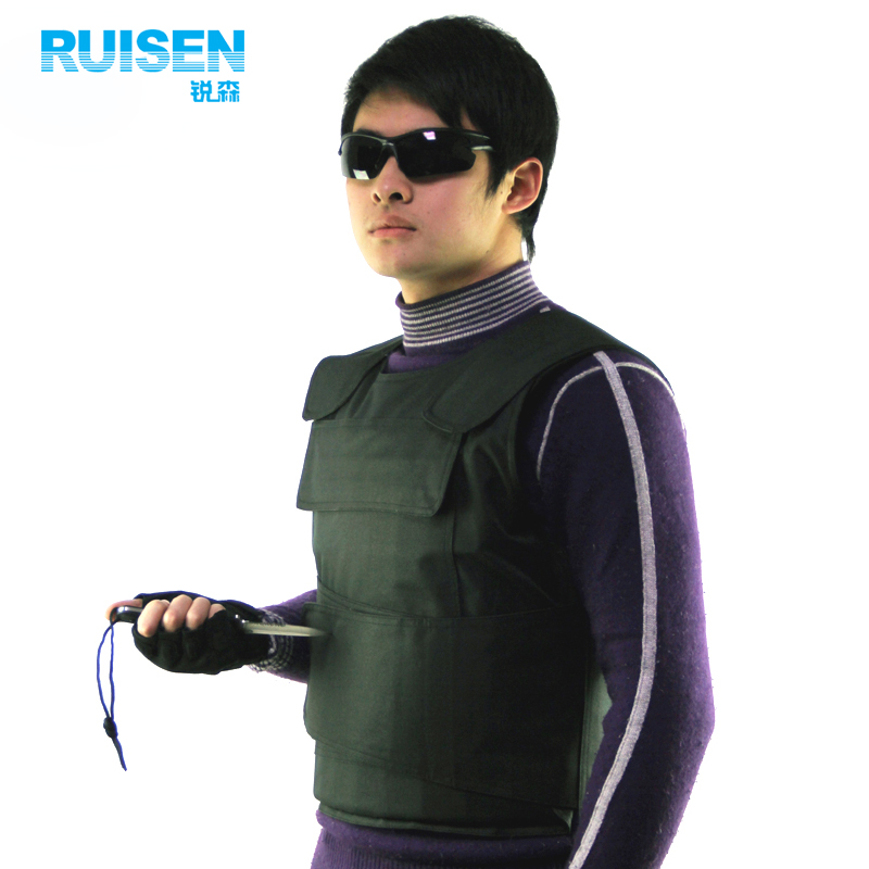 Rizzen cut clothing stab stab stab service hard stab stab vest tactical defense supplies a warranty security equipment