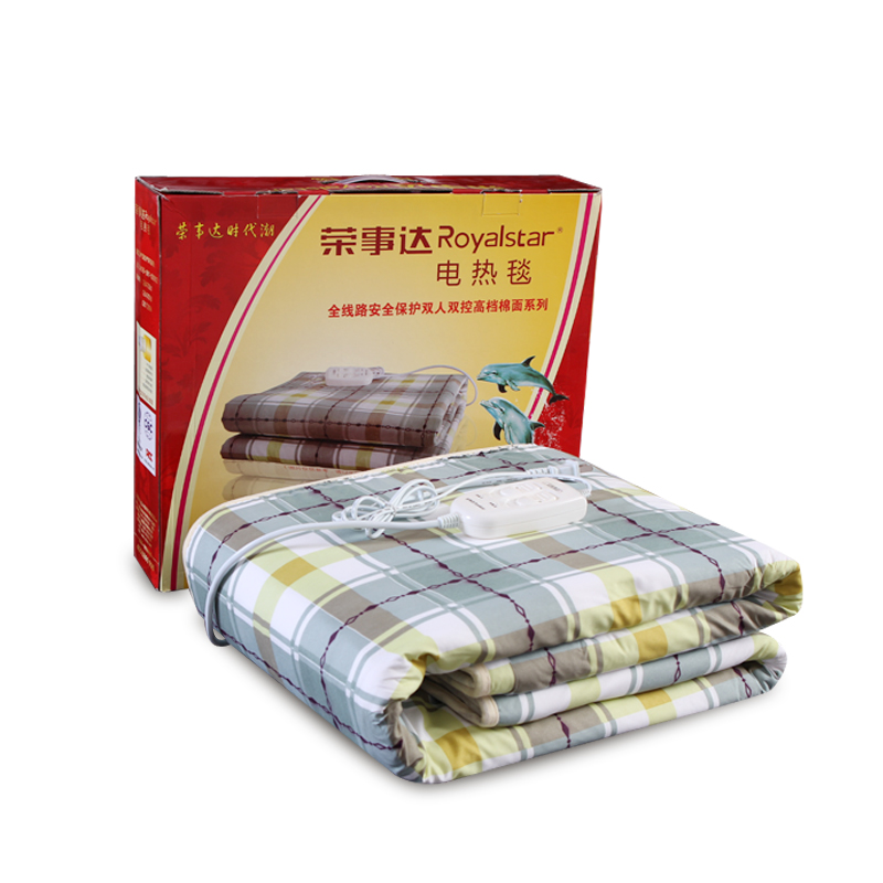 Royalstar/rongshida double dual temperature control electric blanket electric blanket to increase household thermostat waterproof electric bed
