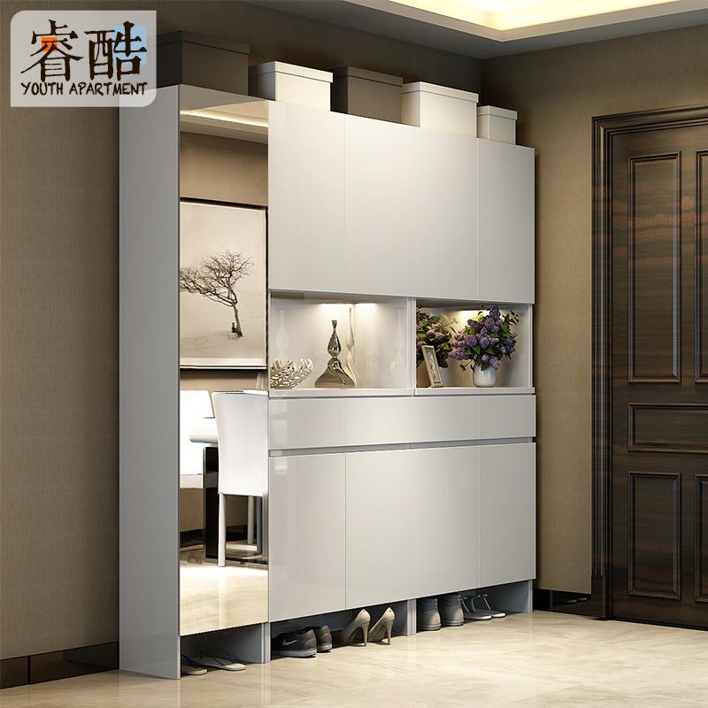 Superbe Get Quotations · Rui Cool Versatile Dressing Mirror Entrance Hall Cabinet  Modern Minimalist Shoe Shoe Storage Cabinets Lockers Cabinet