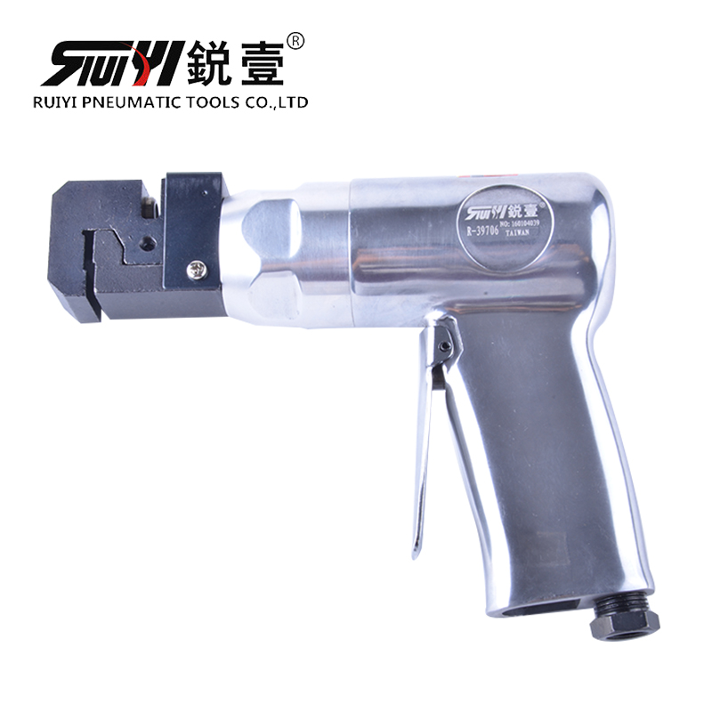 Rui yi 39706 pneumatic gun pneumatic screwdriver pneumatic punching machine folding machine pneumatic drilling machine 5mm 8MM blank machine
