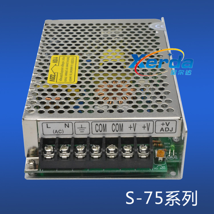 S-75-5V led output switching power supply switching power supply transformer switching power supply 5 v 15a