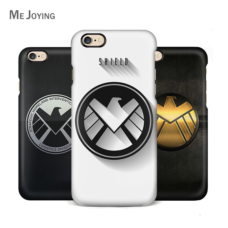 S.h.i.e.l.d. agents phone shell mobile phone shell apple s mobile phone shell protective shell iphone6plus 5 video visual frosted phone shell