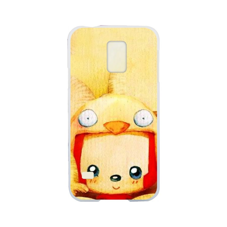 Samsung galaxy s5 s5 protective sleeve mobile phone sets samsung s5 s5 s5 phone shell holster tide custom animation cartoon
