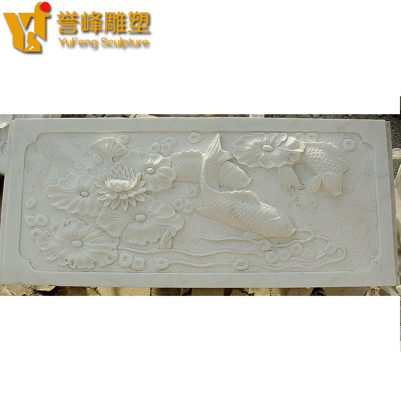 [Sculpture] yufeng chinese relief wall popularity beautifully embossed relief painting decorative painting relief relief custom