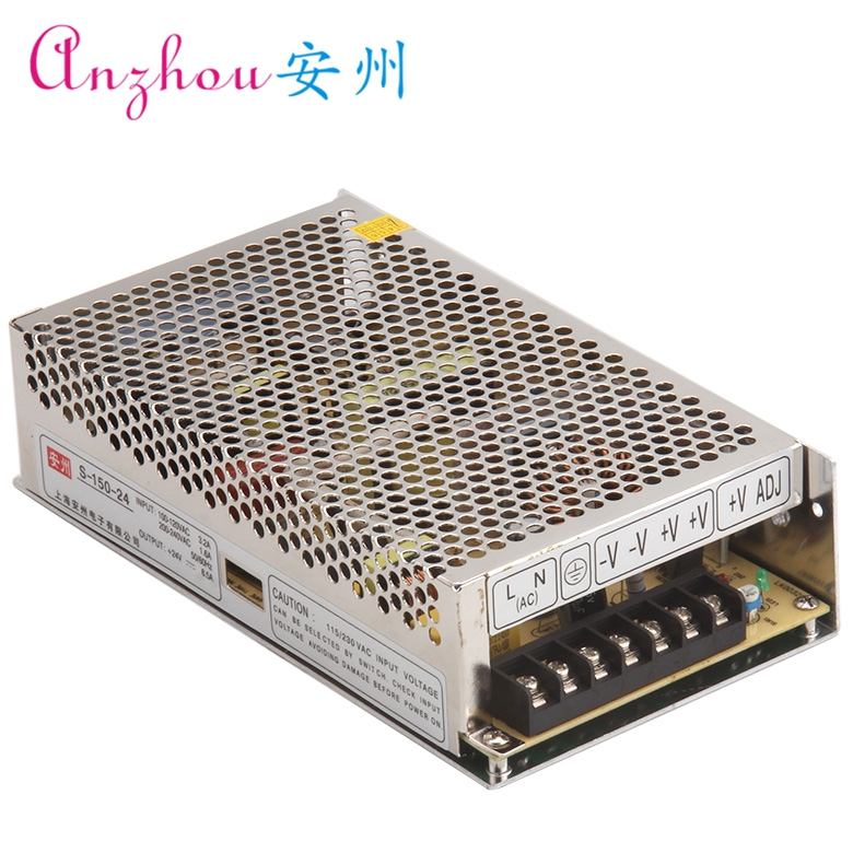 Shanghai anju w 3.2a power supply s-150-48 switching power supply S-150-48V