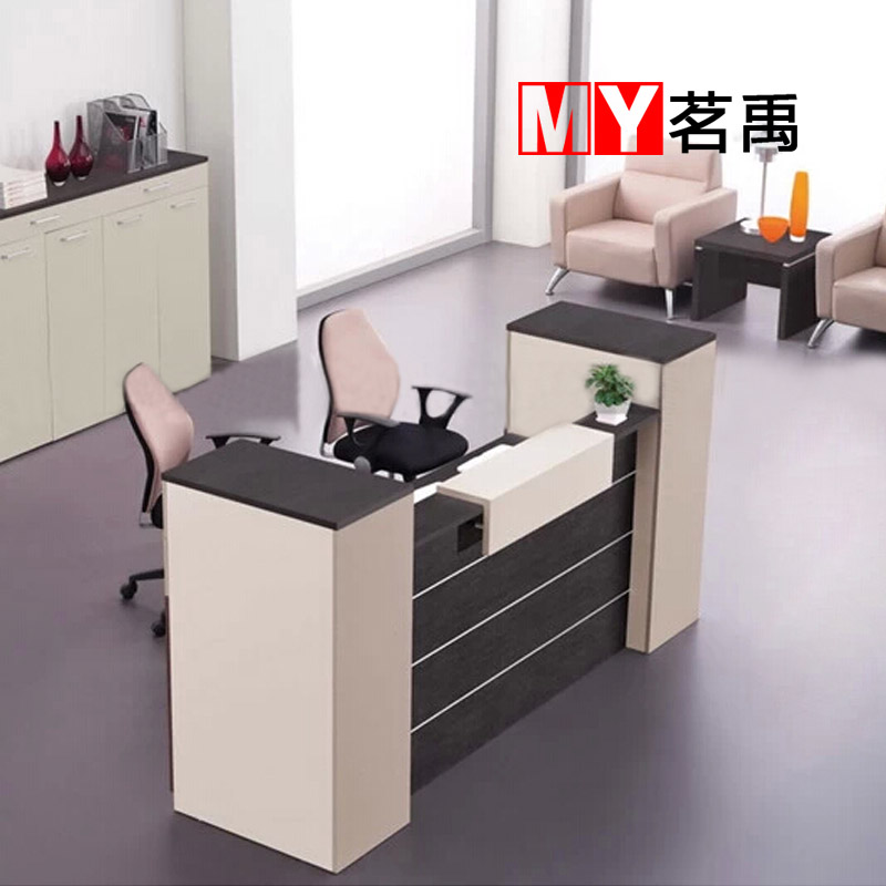 Shanghai office furniture office furniture office reception reception paint paint front desk front desk front desk combination plate