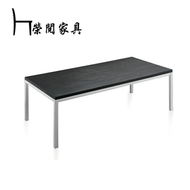 Shanghai office furniture/office table/paint coffee table/glass coffee table