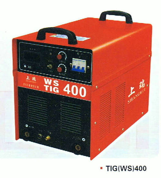Shanghai rui on inverter dc tig welding machine industry tig welder argon welder water sniper