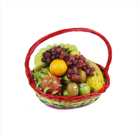 Shaoyang autumn gift flowers and fruit baskets visit condolences elders gifts women's day flower delivery changde huaihua shenxian