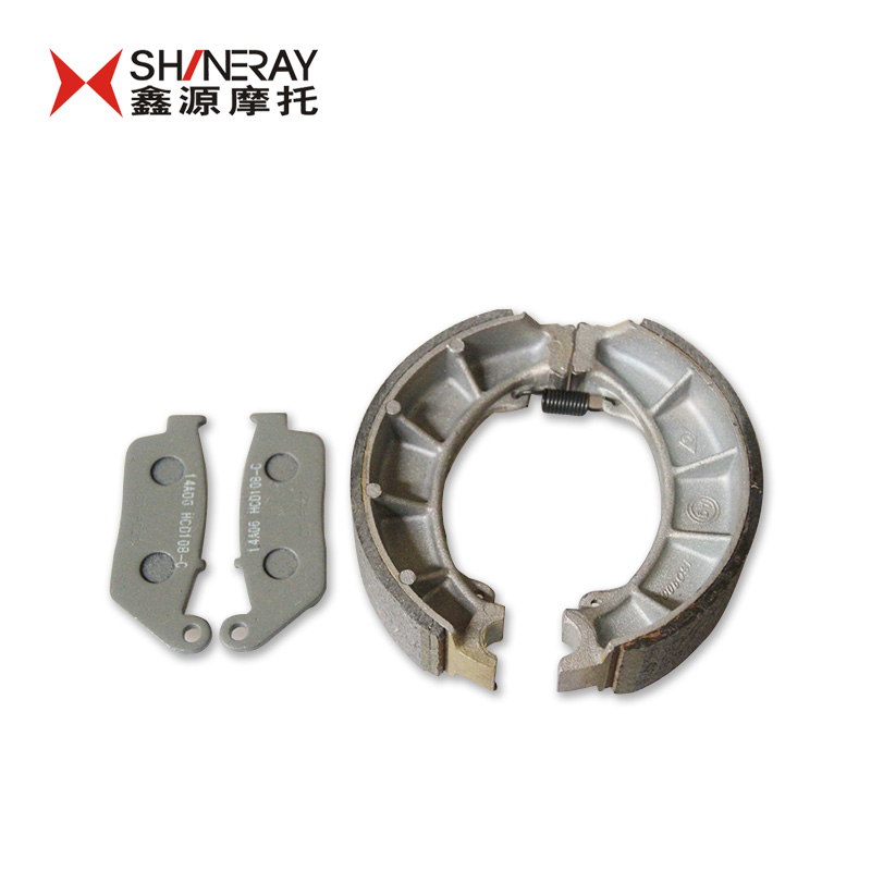 Shineray stick king-piece disc brakes motorcycle accessories retro 400--brake pads brake pads-brake shoes