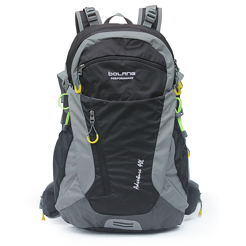 Get Quotations · Shoulder bag outdoor mountaineering backpack hiking  backpack 40l waterproof male and female models super large capacity 829487854ba23