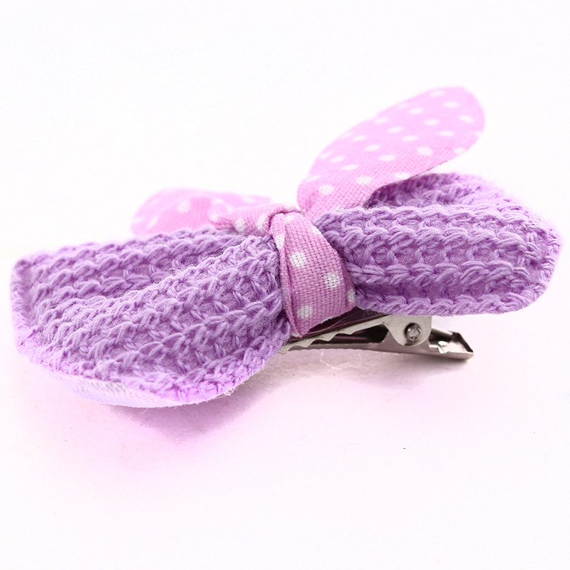 Shu paute pet accessories pet dog cat collar flower bow tie hairpin duckbill pliers