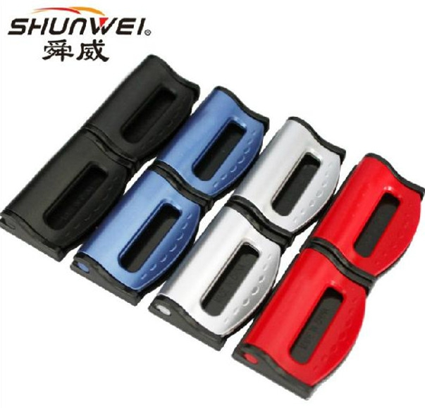 Shun wei automotive supplies car seat belt clip belt clip fixed seat belt tension adjuster sd-1401