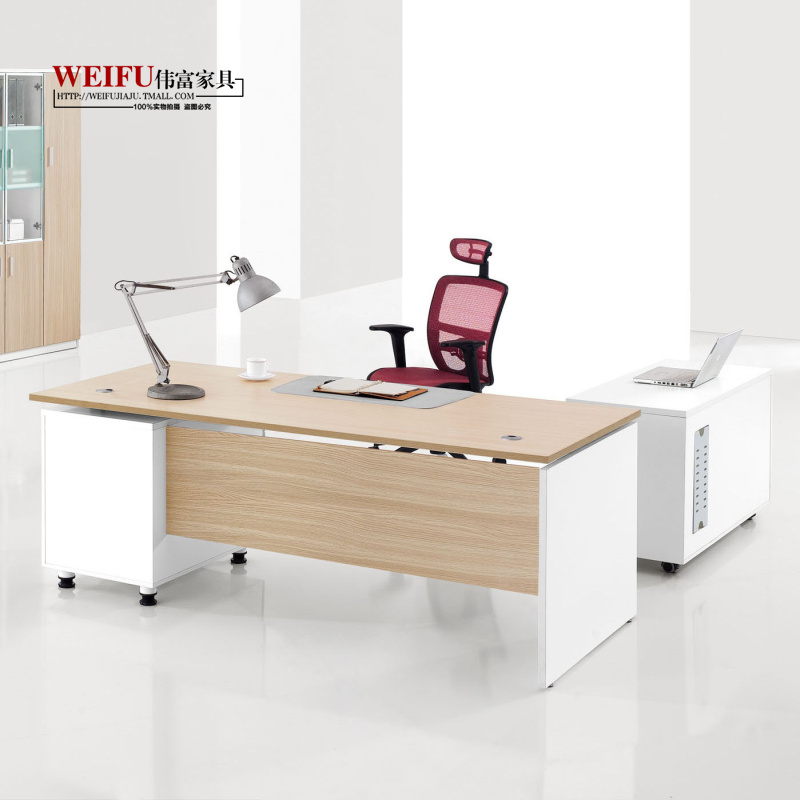 Simple and stylish office furniture desk desk desk taipan boss desk desk desk manager plate furniture