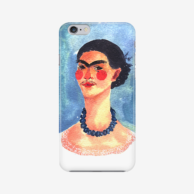 Skinat artist series (tribute freda) iphone6s/6 creative mobile phone protective shell