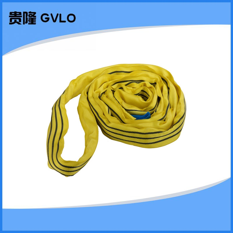 Sling | polyester sling | round sling | sling | flexible ring fitted with 3 Tons of 3 m