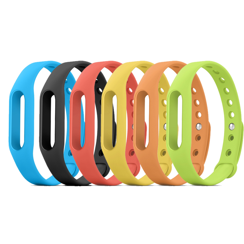 Smart wristband bracelet sports bracelet strap replacement strap colorful optional intelligent wearable bracelet buy 2 to send a 1 article