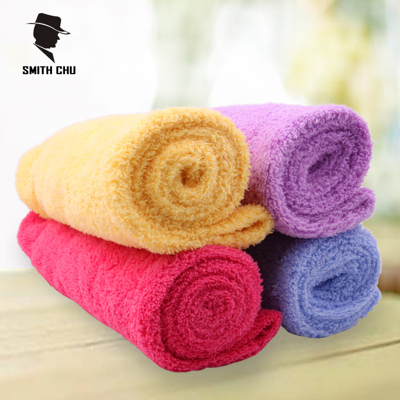 Smithchu thick strong dry hair towel dry hair shower cap super absorbent dry towel dry hair cap shower cap baotou
